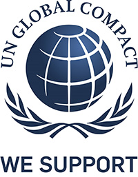UN GLOBAL COMPACT WE SUPPORT